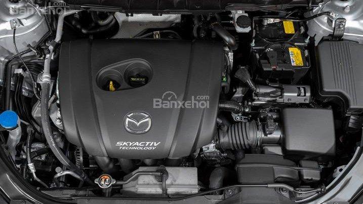 So sánh xe Hyundai Tucson CKD 2017 và Mazda CX-5 2016 về vận hành: Ngang tài ngang sức 2