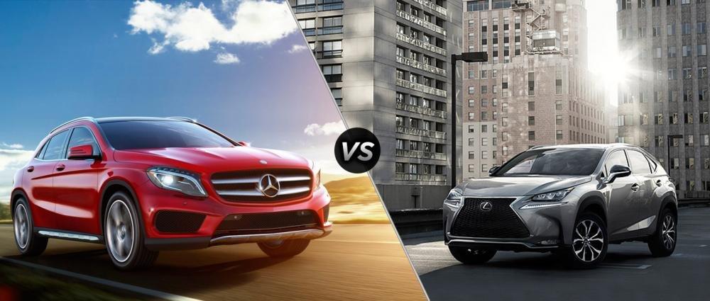 Mercedes-Benz ăn nên làm ra, Lexus tụt dốc không phanh trong tháng 7/2017..