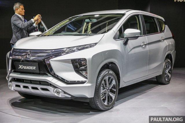 Mitsubishi Xpander cán mốc 11.000 xe sau 2 tuần, có thể về Việt Nam 2