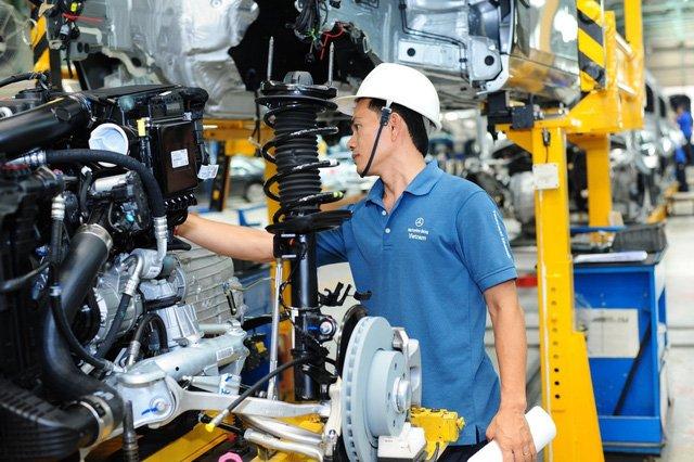 Doanh nghiệp ô tô FDI lộ bản chất khi thị trường đang gặp khó a1