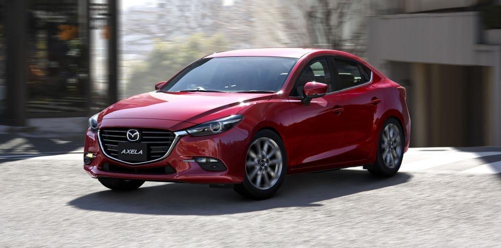 Đánh giá xe Mazda 3 2017: Chiếc xe đáng chọn bậc nhất trong phân khúc hạng C a19