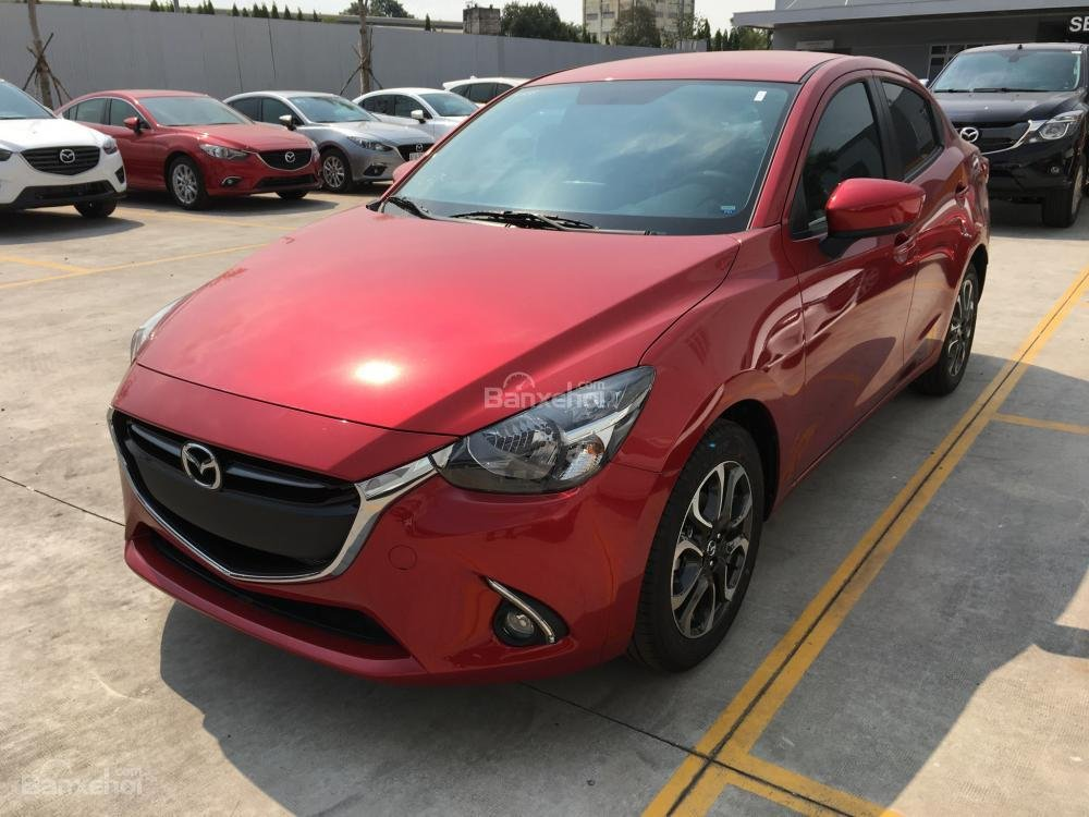Bán Mazda 2 sedan nhập 2019, giá tốt, ưu đãi dịch vụ, trả góp tối đa, hỗ trợ lăn bánh, xe giao ngay- 0938 900 820-5