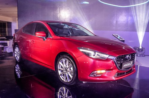 Đánh giá xe Mazda 3 2017: Diện mạo đầy cá tính 0656a