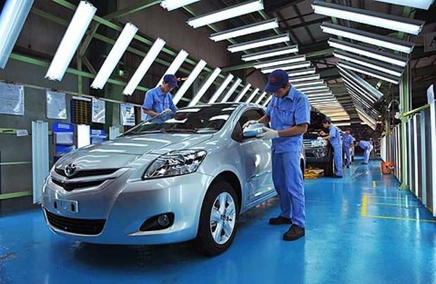 Nghị định về điều kiện kinh doanh, sản xuất, lắp ráp và dịch vụ ô tô chuẩn bị được ban hành.