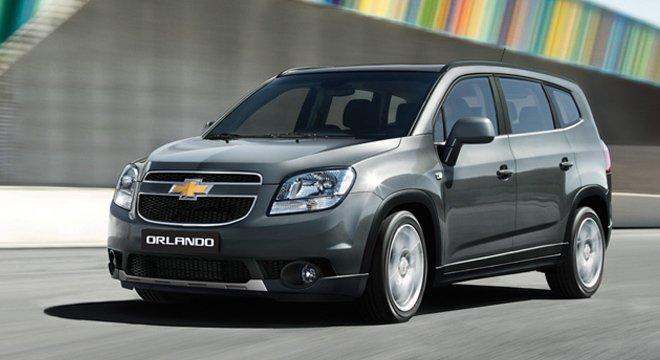 Giá xe Chevrolet Orlando trong tháng 9/2017 giảm nhẹ ở mức 15 triệu đồng.