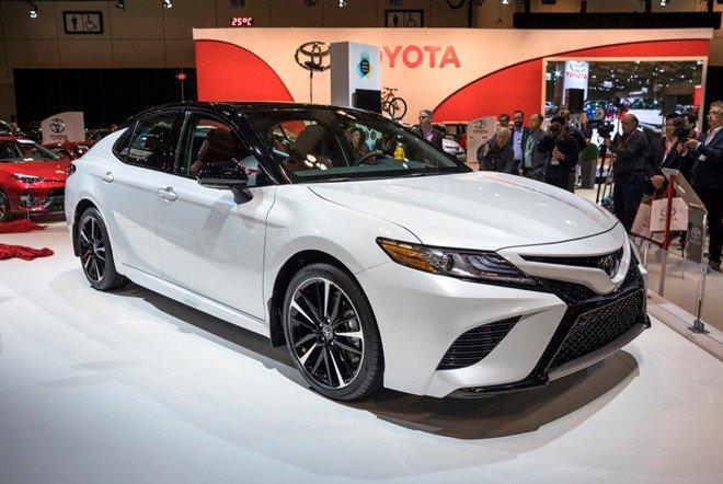 Toyota và Lexus khiến khách hàng Mỹ hài lòng nhất.