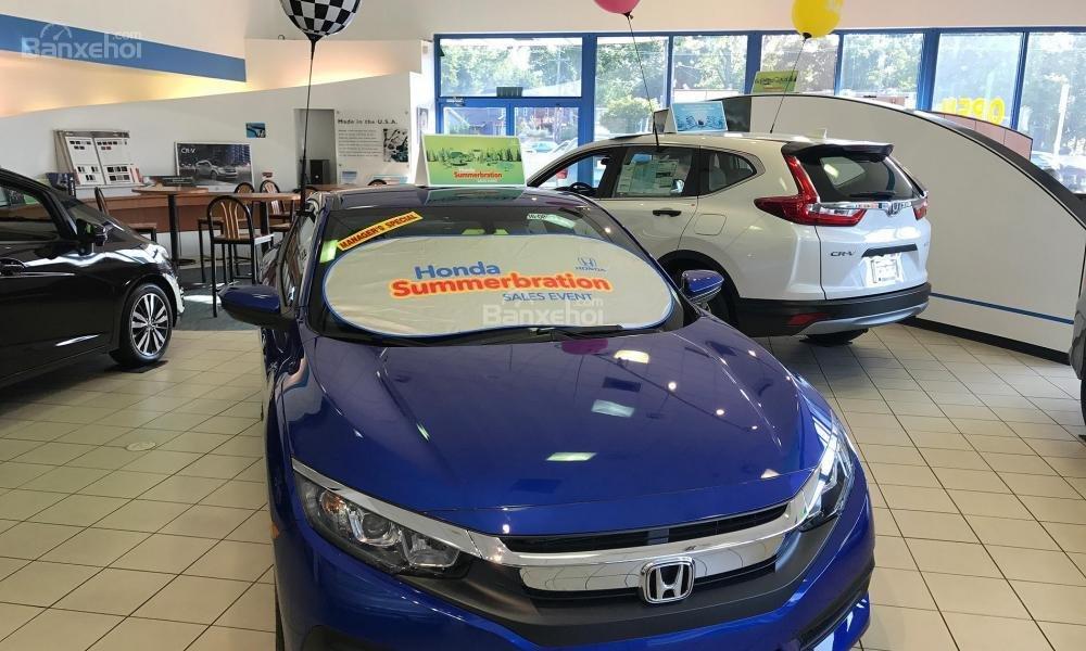 Doanh số xe Honda giảm 2,4% tại thị trường Mỹ trong tháng 8 vừa qua.
