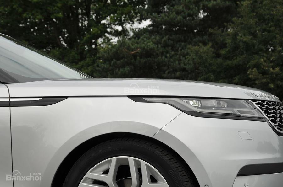 Đánh giá Range Rover Velar 2017: Mui xe thiết kế thể thao