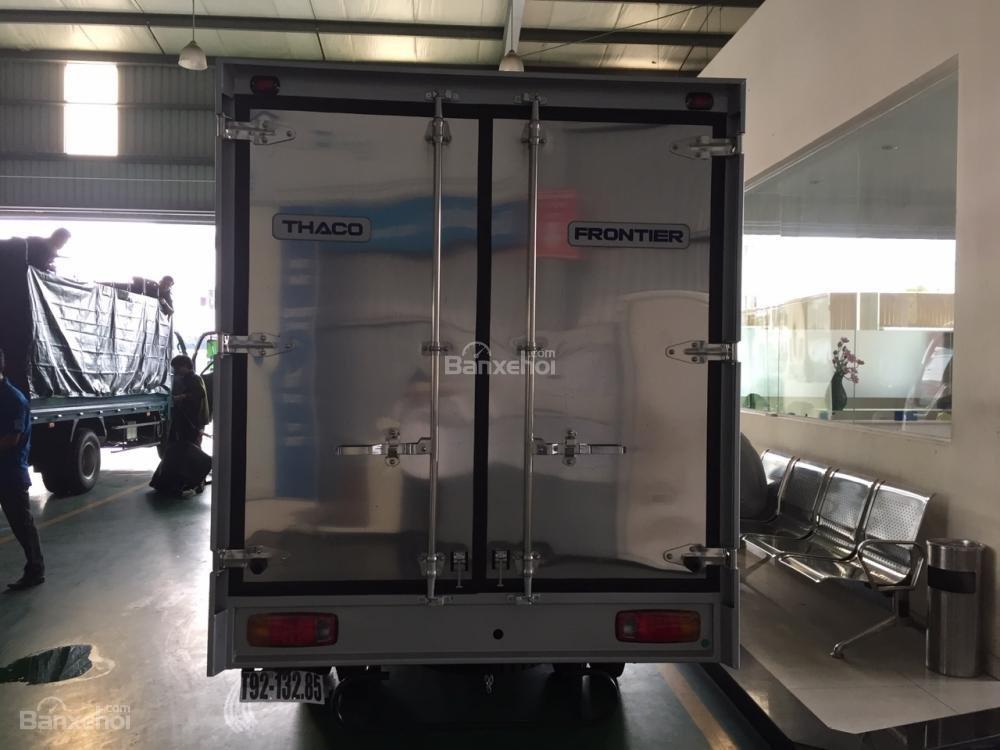 Bán xe tải Kia 2.4 tấn, thùng kín mới. Hỗ trợ vay trả góp thủ tục nhanh-0