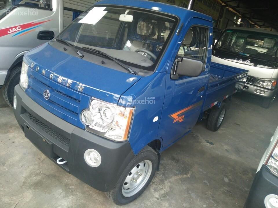 Bán xe tải Dongben 810kg, giá rẻ, trả góp 90% giá trị xe-1
