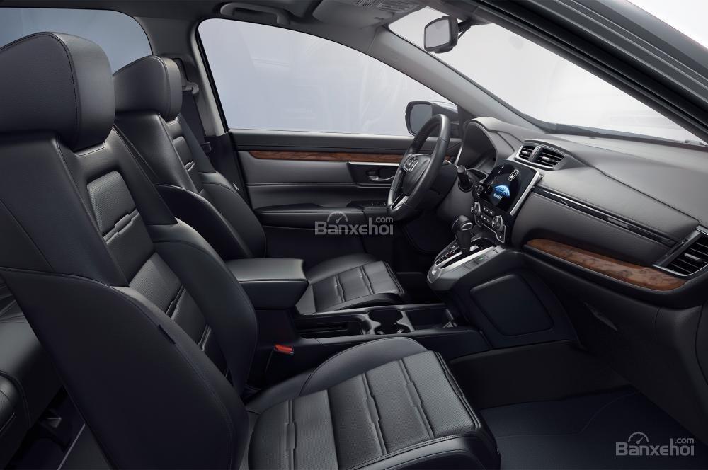 Hệ thống ghế ngồi trên Honda CR-V 2017