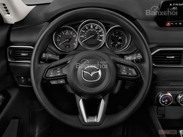 Vô-lăng Mazda CX-5 2017 thế hệ mới