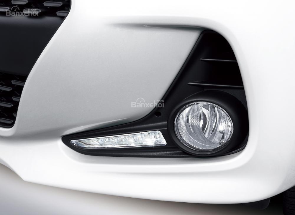 Ảnh chụp hốc gió và đèn sương mùa của Hyundai Grand i10