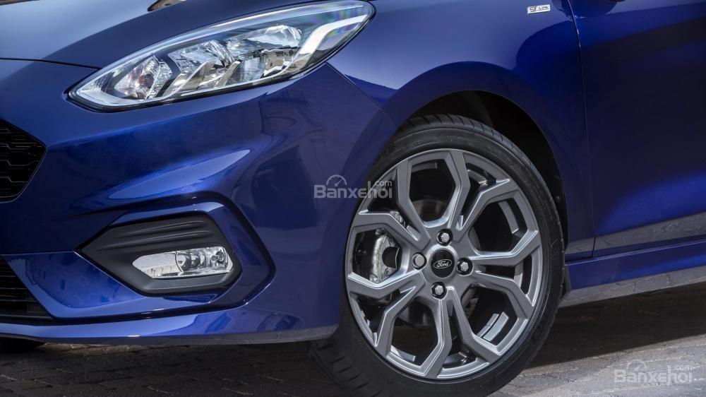 La-zăng/Mâm/Vành Ford Fiesta 2018 thế hệ mới