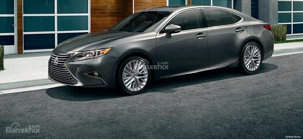 Lexus có doanh số đứng đầu tại thị trường xe sang Mỹ vào tháng 8/2017