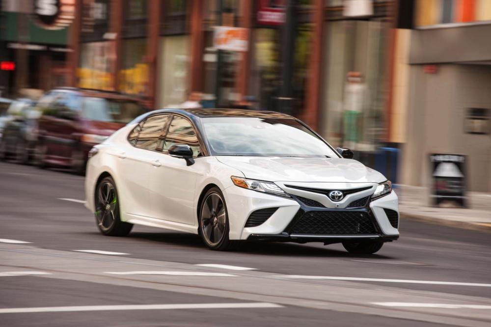 Toyota Camry lép vế tại chính thị trường lớn nhất của mình.