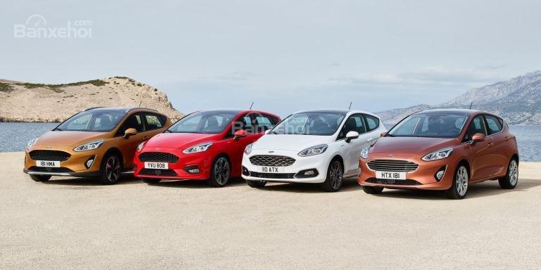 Đánh giá xe Ford Fiesta 2018: Lựa chọn đáng tiền cho những phải lòng thương hiệu xe Mỹ.