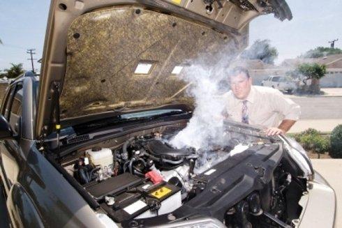 Nguyên nhân và cách khắc phục động cơ ô tô quá nhiệt a1