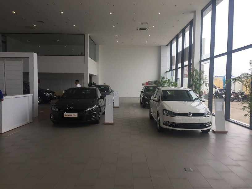 Volkswagen Long Biên