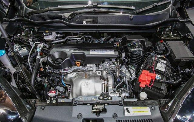 Ảnh chụp động cơ xe Honda CR-V L 2018