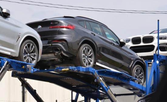 BMW X4 2018 màu đen