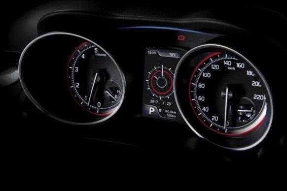 Cụm đồng hồ của Suzuki Swift Sport a4