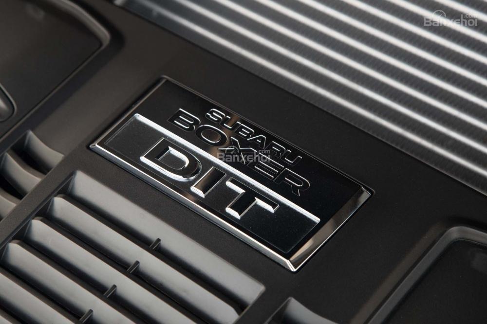 Subaru Forester 2017 được trang bị động cơ xăng Boxer dung tích 2.0L