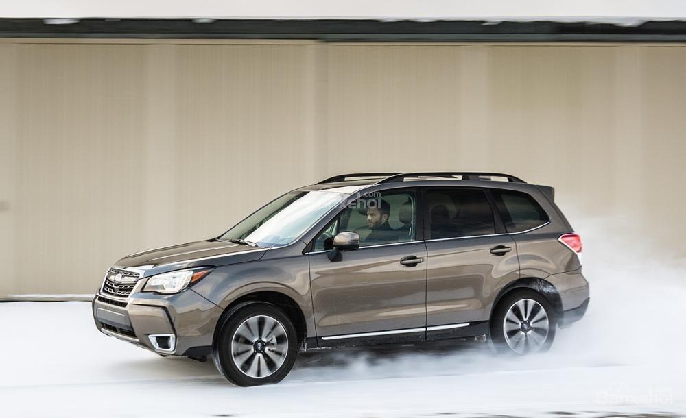 """Subaru Forester 2017 cho khả năng off-road siêu """"chất"""""""