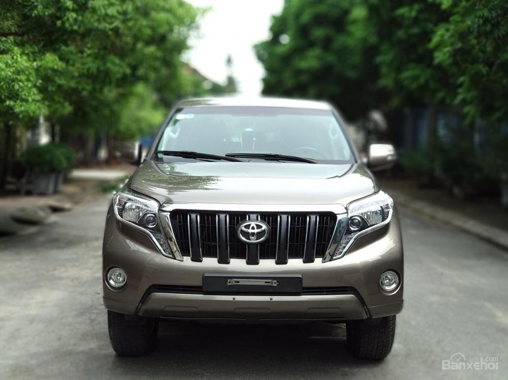 Bán Prado chính chủ bán, xe rất mới và có hoá đơn VAT (1)
