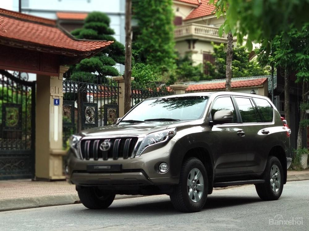 Bán Prado chính chủ bán, xe rất mới và có hoá đơn VAT (2)