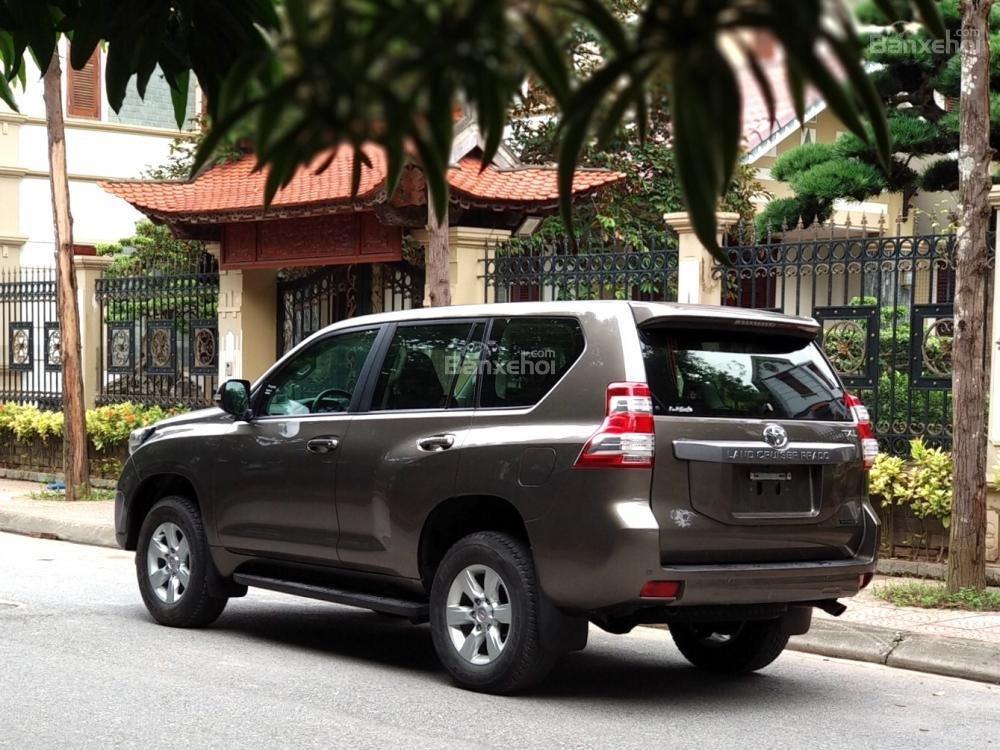Bán Prado chính chủ bán, xe rất mới và có hoá đơn VAT (3)