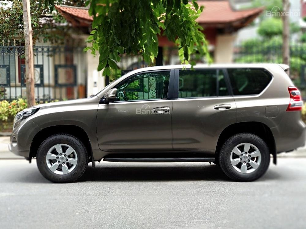 Bán Prado chính chủ bán, xe rất mới và có hoá đơn VAT (4)
