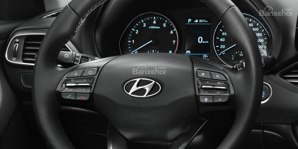 Vô-lăng xe Hyundai i30 2017 1