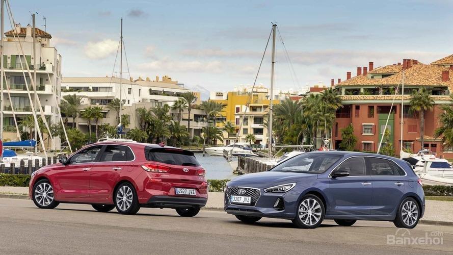 Đánh giá xe Hyundai i30 2017 thế hệ mới nhất: Mẫu hatchback hoàn hảo cả về giá bán/