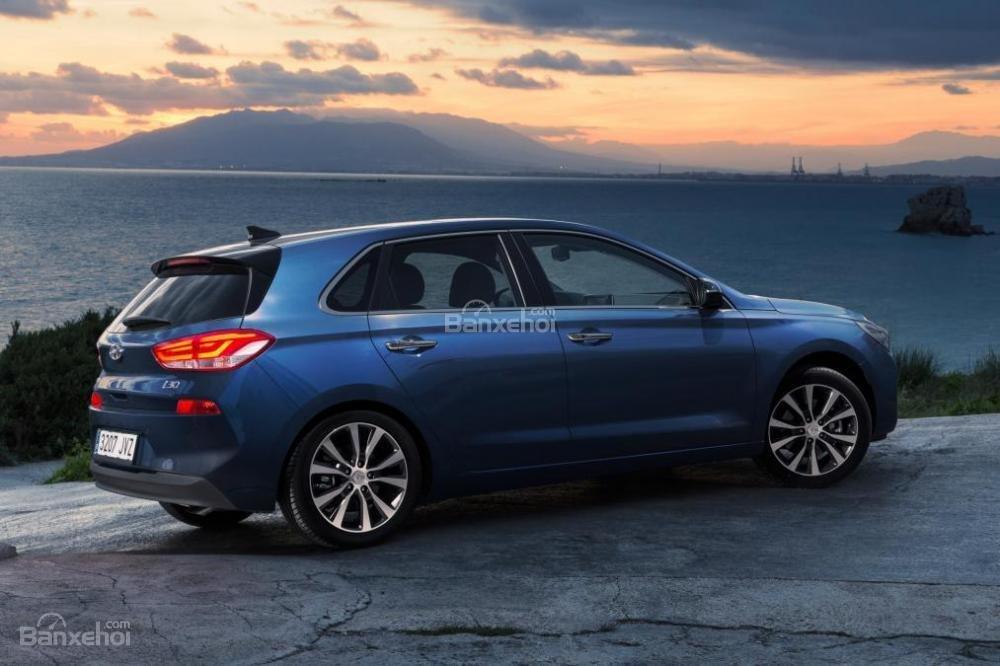 Mâm xe Hyundai i30 2017