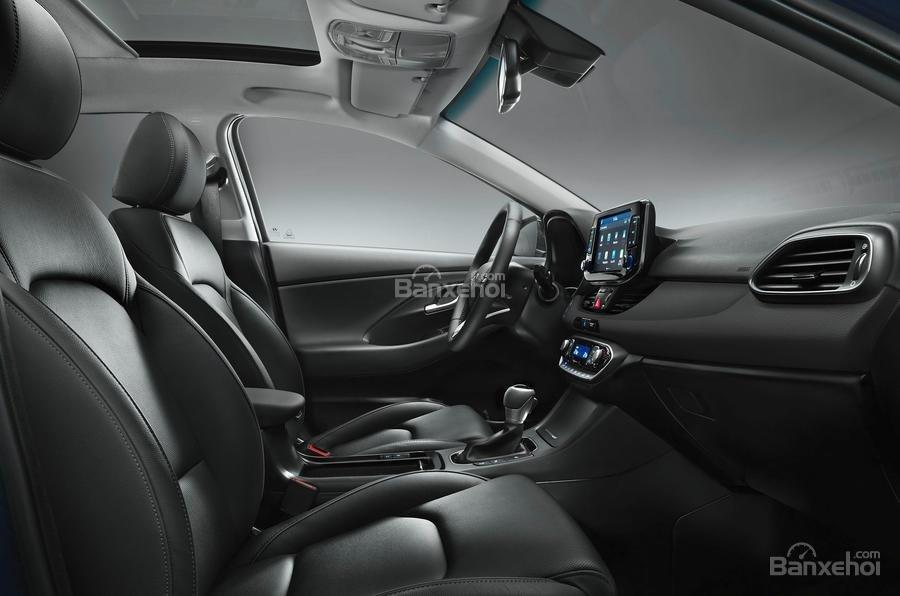 Hệ thống ghế ngồi trên xe Hyundai i30 2017 2