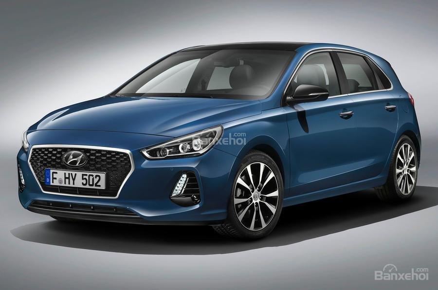 Thân xe Hyundai i30 2017