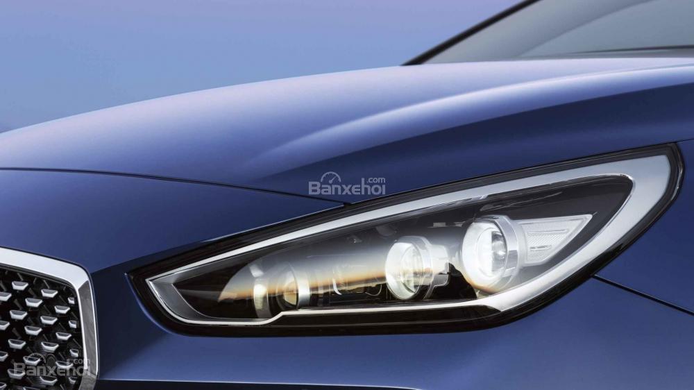 Đèn pha xe Hyundai i30 2017
