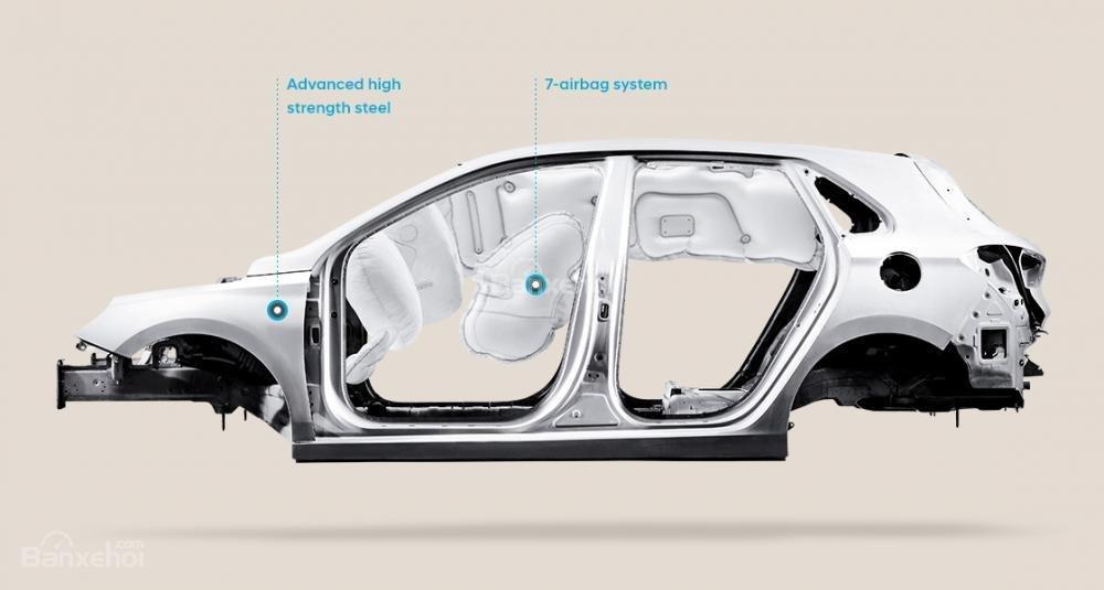 Đánh giá xe Hyundai i30 2017 về trang bị an toàn a2