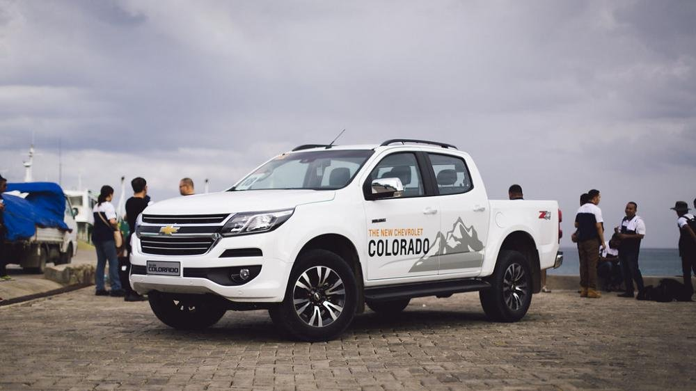 Chevrolet Colorado .