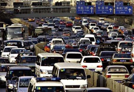 TTháng 8/2017: Doanh số xe SUV/crossover tại Trung Quốc tăng trưởng mạnh