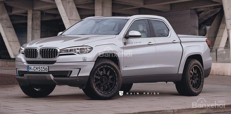 BMW đánh giá mẫu bán tải Mercedes X-Class gây thất vọng.