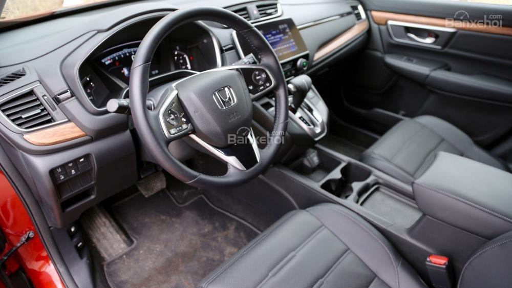 Vô-lăng của Honda CR-V 2017