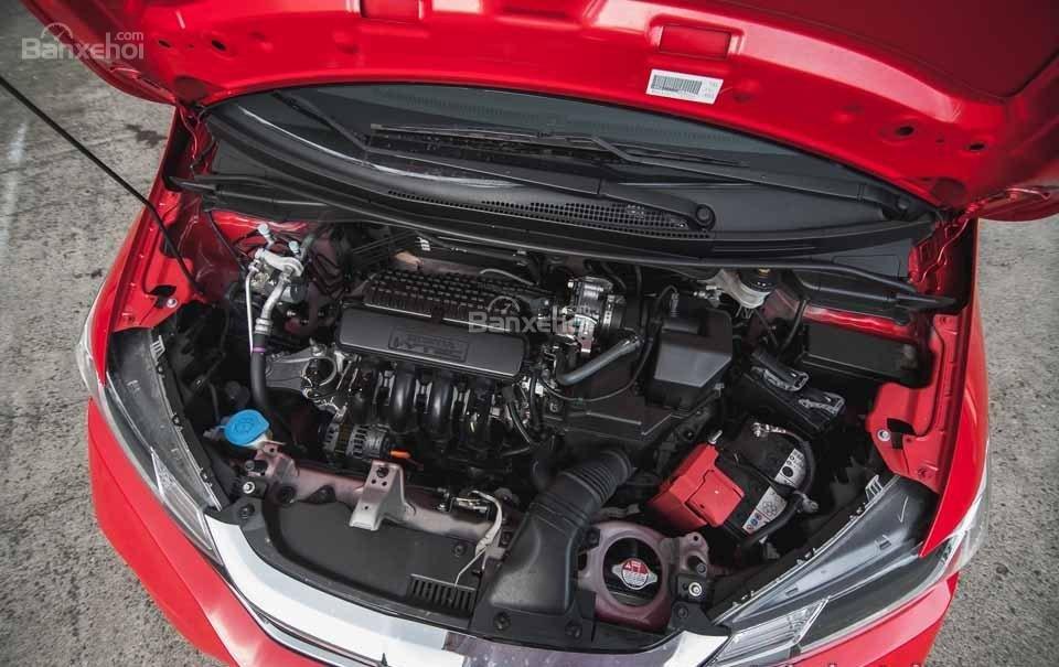 Đánh giá xe Honda Jazz/Fit 2018: Xe sử dụng động cơ I4.