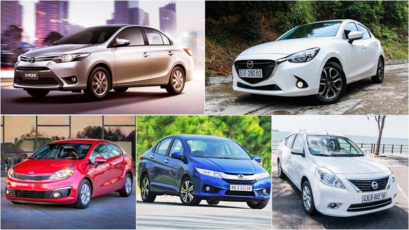 Người Việt chủ yếu mua sedan: Đỉnh cao Toyota Vios a2