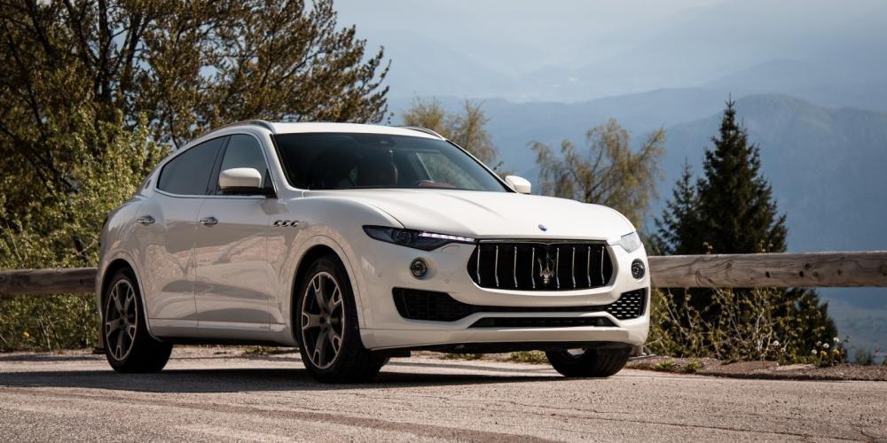 Maserati Levante .