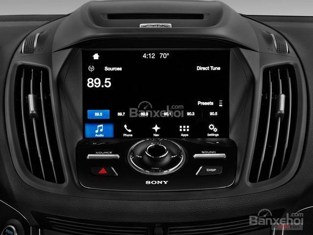 Đánh giá xe Ford Escape 2018: Hệ thống âm thanh tuyệt hảo