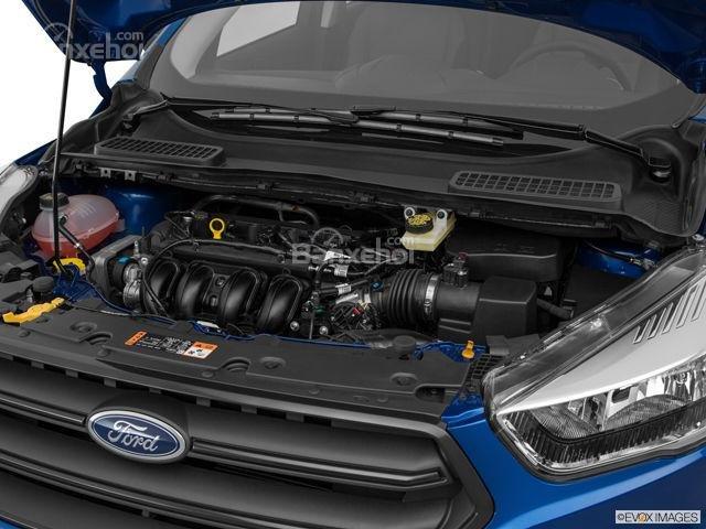 Ford Escape 2018 hoạt động giống như một chiếc hatchback khỏe khoắn