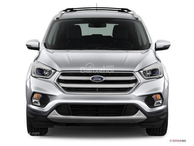 Đánh giá xe Ford Escape 2018 về thiết kế đầu xe
