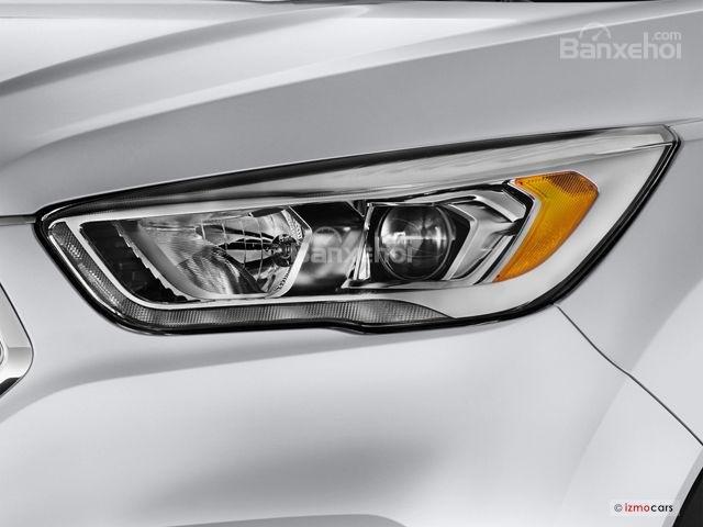 Đánh giá xe Ford Escape 2018: Đèn pha LED